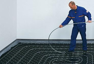 Ogrzewanie podłogowe i systemy rurowe