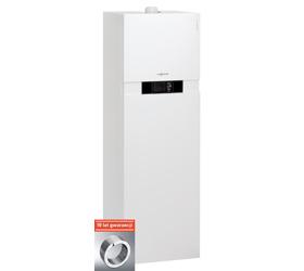 VITODENS 242-F kondensacyjna centrala grzewcza z zabudowanym zasobnikiem solarnym 170 litrów